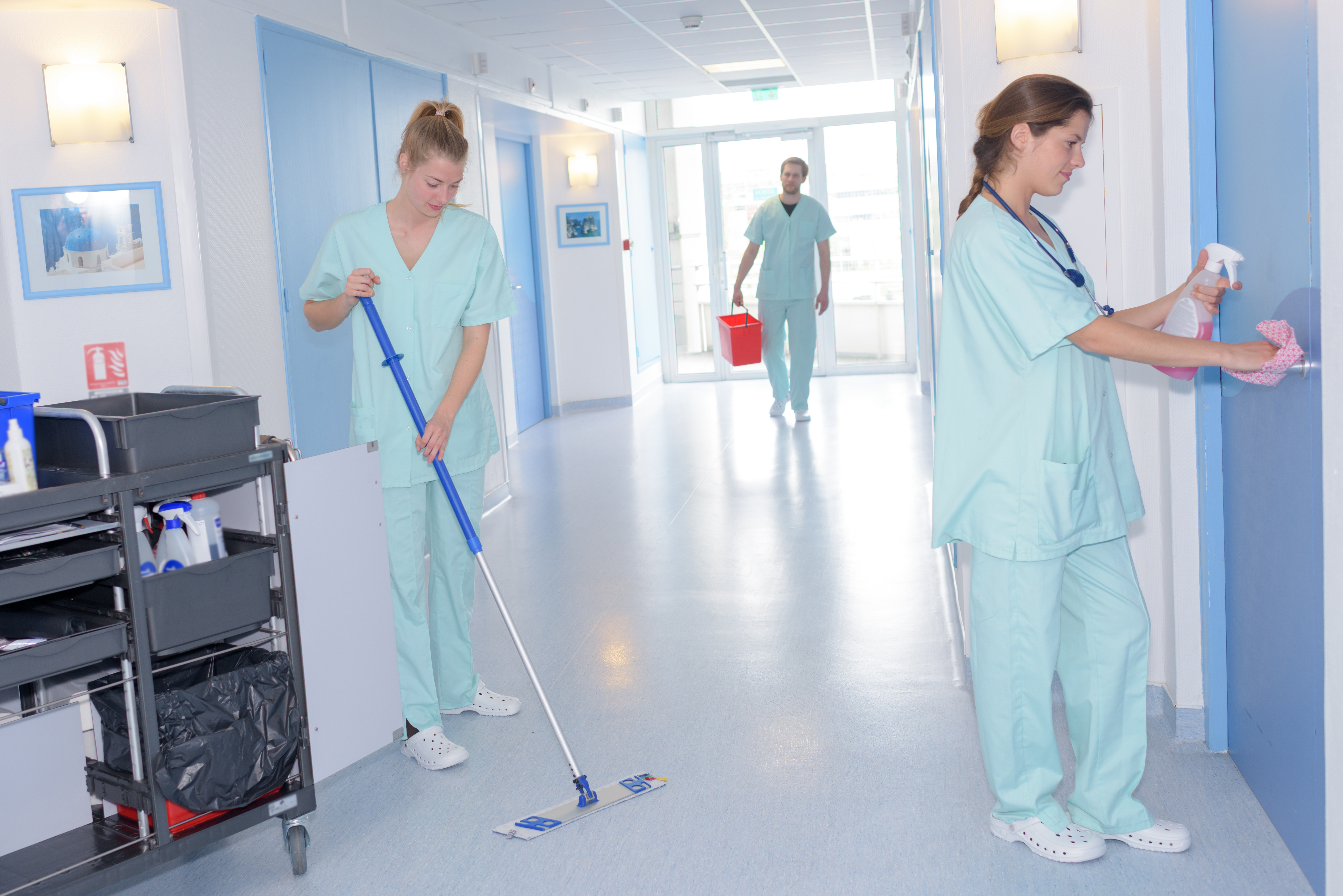 Use This Technology to Scale Cleaning Performance Management in Your Healthcare Facility