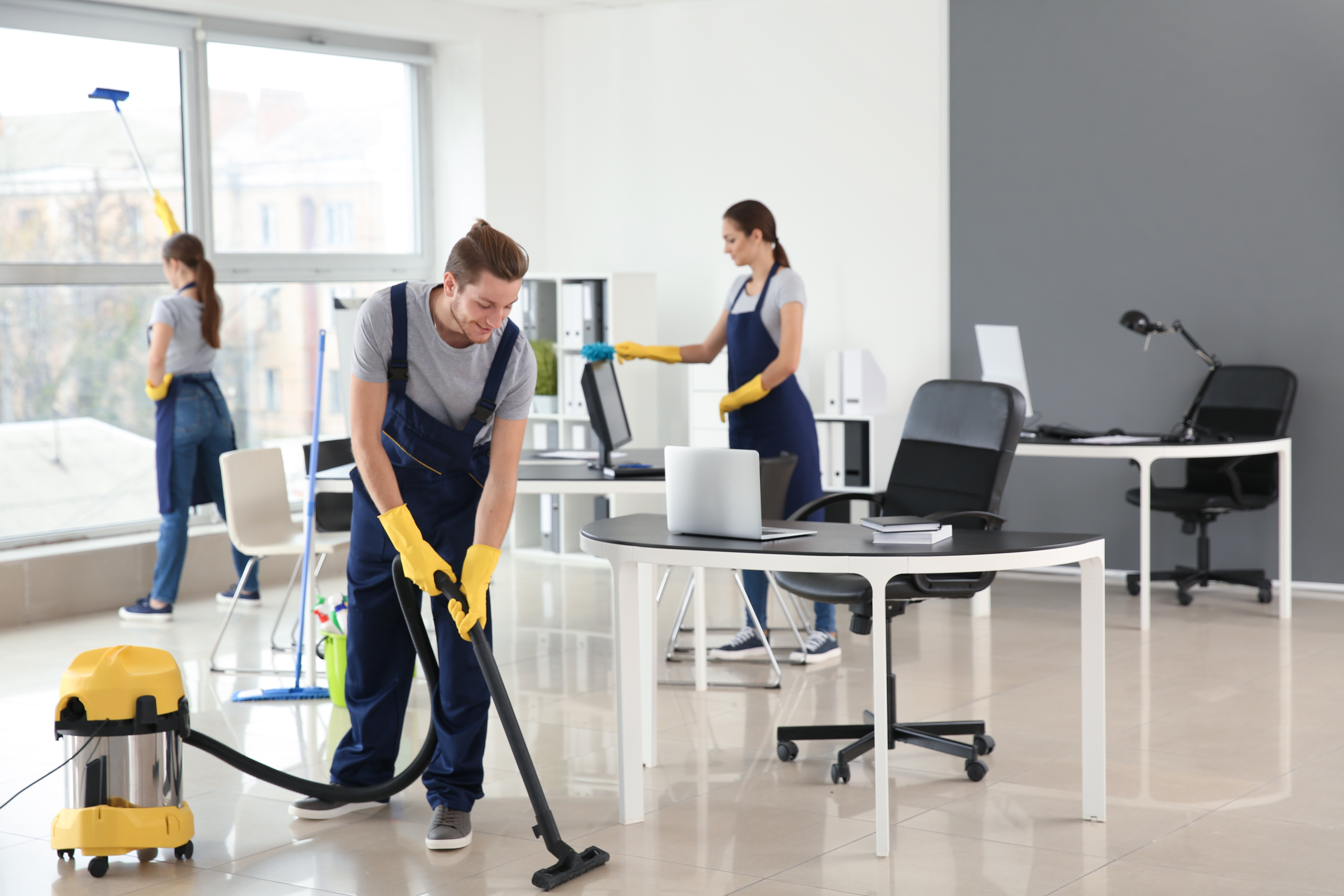 How to Prepare Your Cleaning Staff for New Cleaning Standards