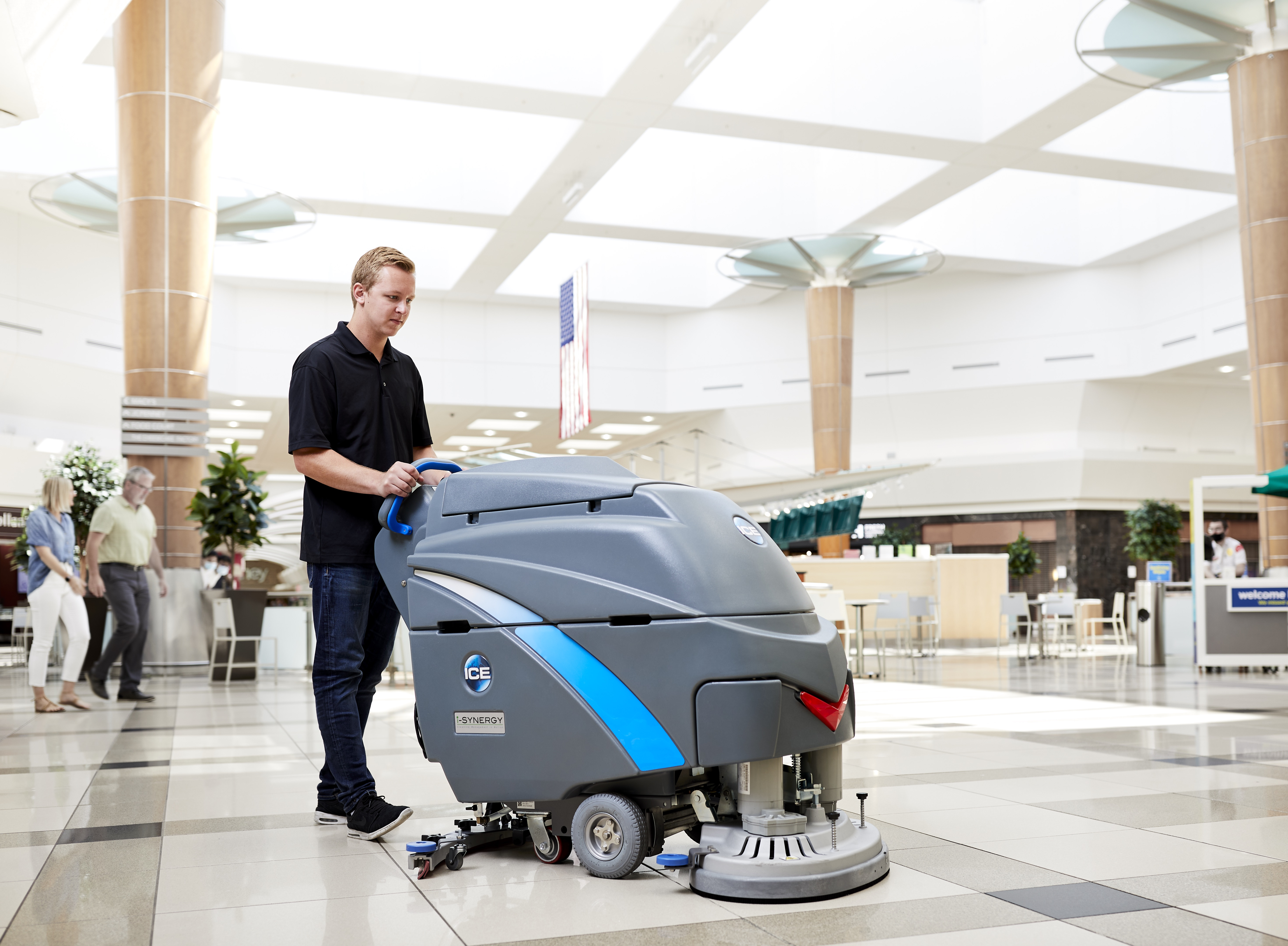 4 Reasons Routine Floor Care is Important for Your Business